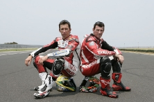 TB & TC Five WSBK World Championships between them