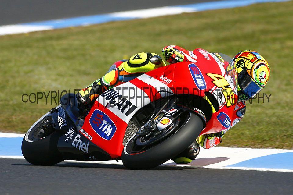 Valentino Rossi - Phillip Island MotoGP