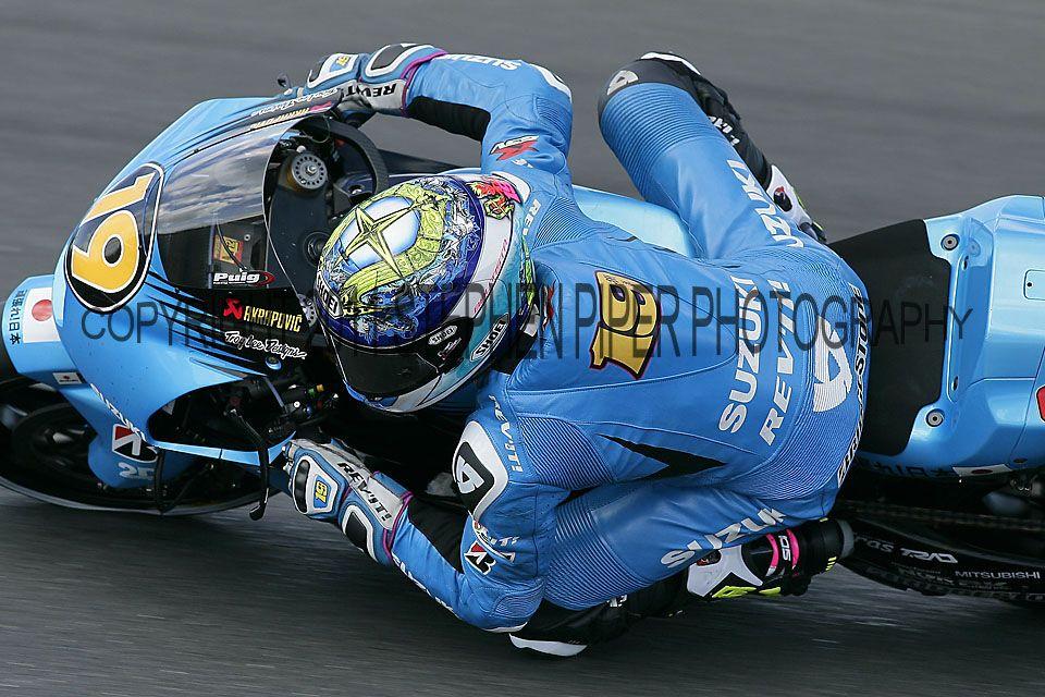 Alvarro Bautista - Phillip Island MotoGP