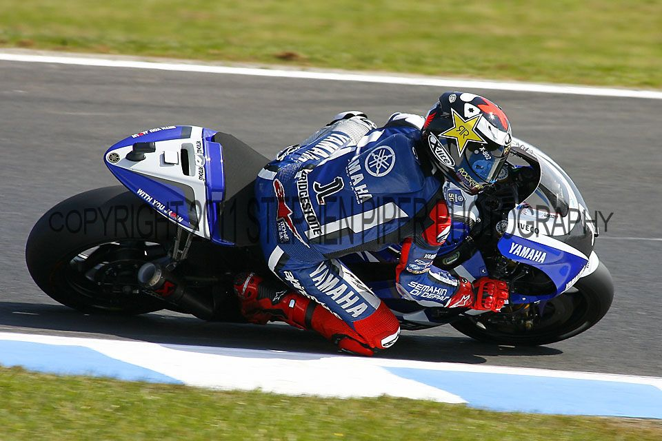Jorge Lorenzo - Phillip Island MotoGP