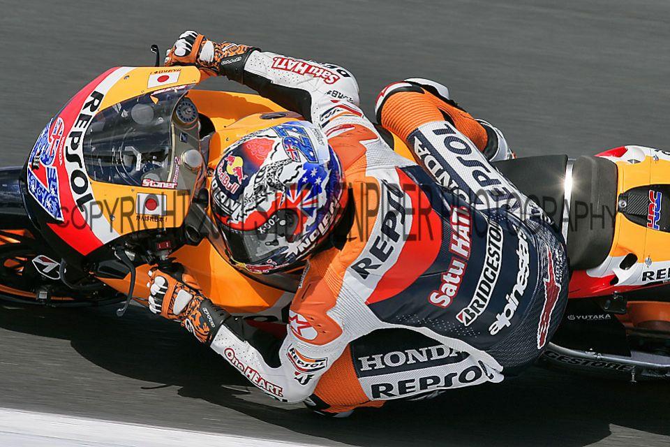 Casey Stoner - Phillip Island MotoGP